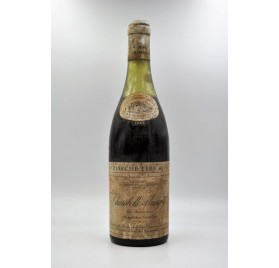 1949 Chambolle Musigny Les Amoureuses Patriarche