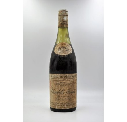 1949 Chambolle Musigny Grivelet