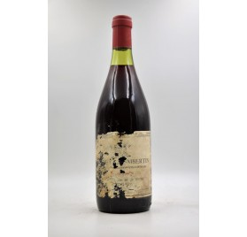 1980 Chambolle Musigny Amiot