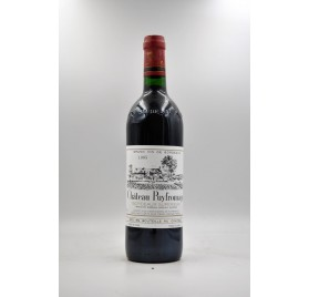 1995 Château Puyfromage