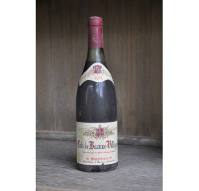 1971 Cote de Beaune Villages
