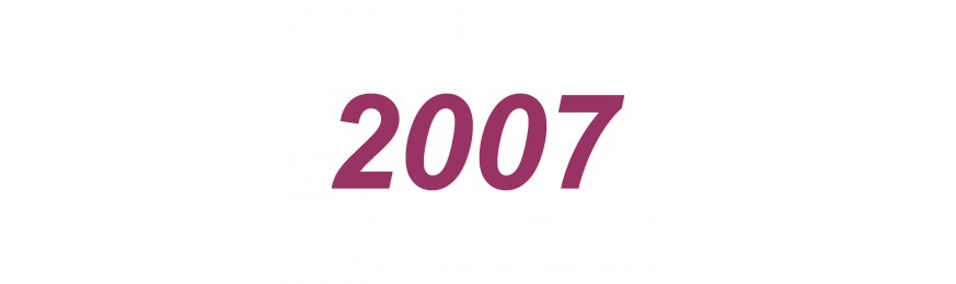 All our wines from 2007